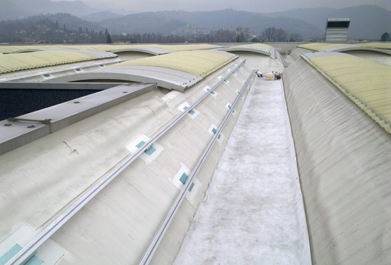 Synthetic Membranes Pvc And Tpo
